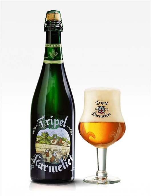Bia Bỉ Tripel Karmeliet 750ml
