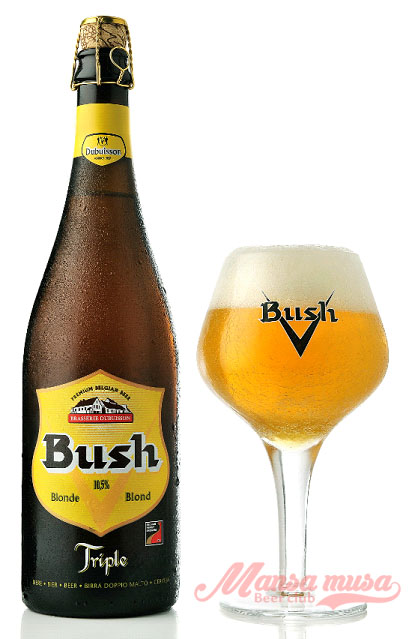 Bia Bush Blond (10,5% 750ml)