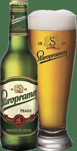 Bia Tiệp lon cao Staropramen – 500ml