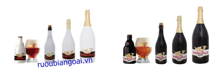 Bia Guldene Draak uống ngon hơn khi ướp lạnh .