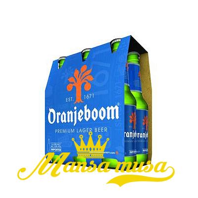 Bia Hà Lan Oranjeboom 5% (chai 330ml)