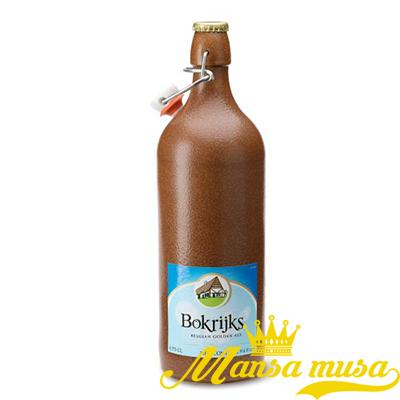 Bia Sứ Bokrijks 7,2% (chai 750ml)