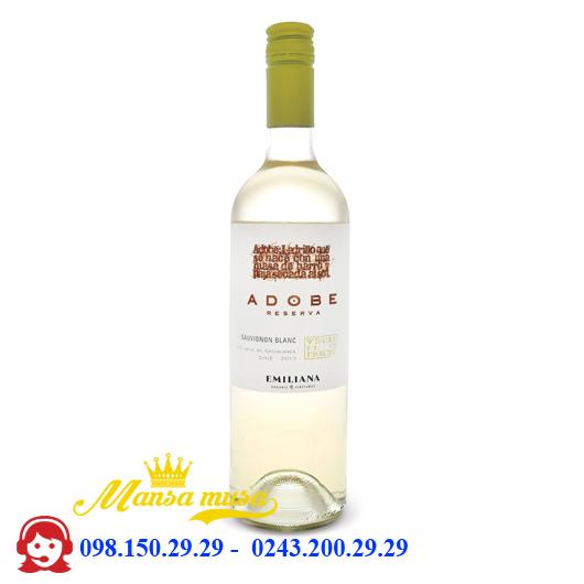 Vang Adobe Sauvignon Blanc