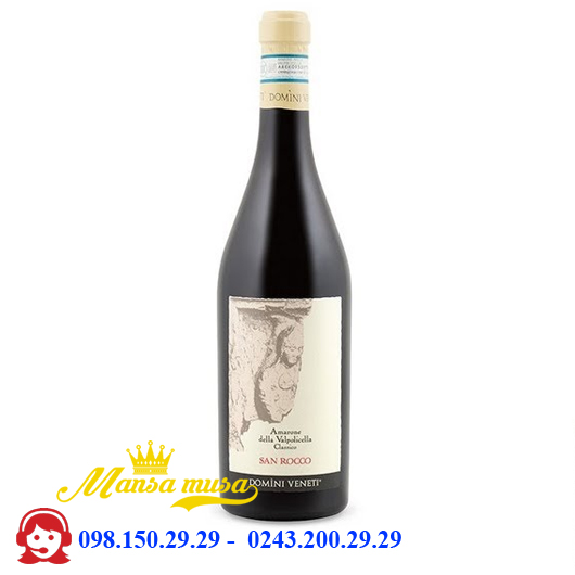 Vang đỏ Amarone San Rocco
