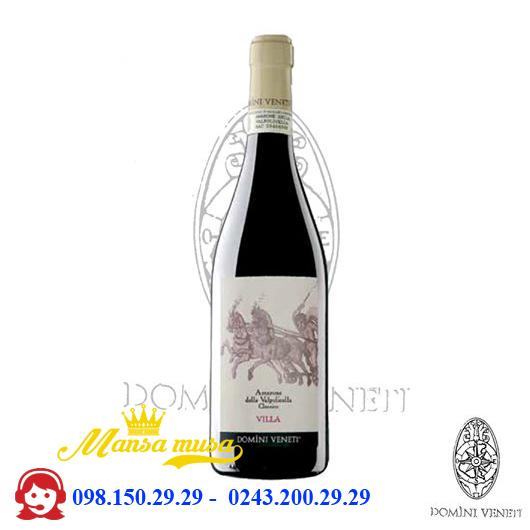 Vang đỏ Amarone Villa Corvina 17,5%