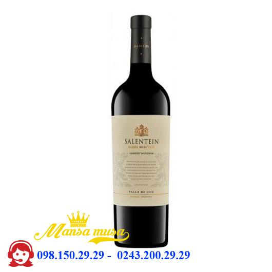 Vang Barrel Selection Cabernet Sauvignon