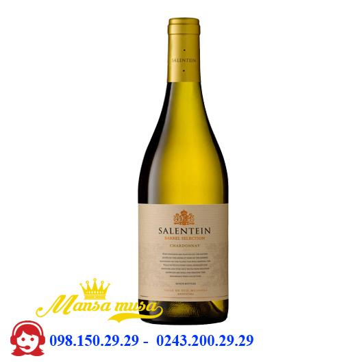 Vang Barrel Selection Chardonnay