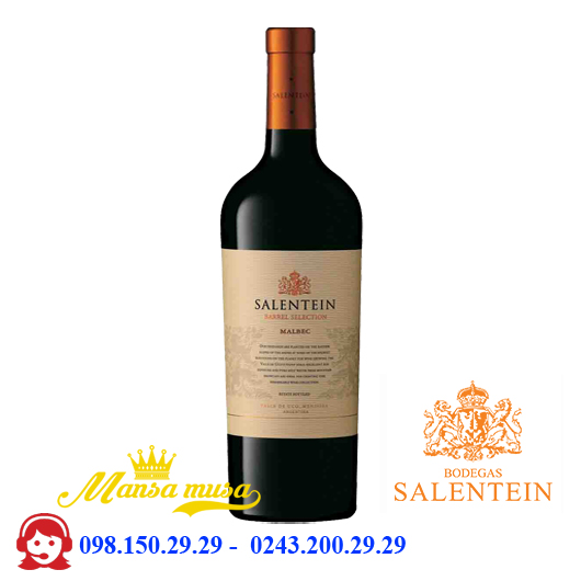Vang Barrel Selection Malbec