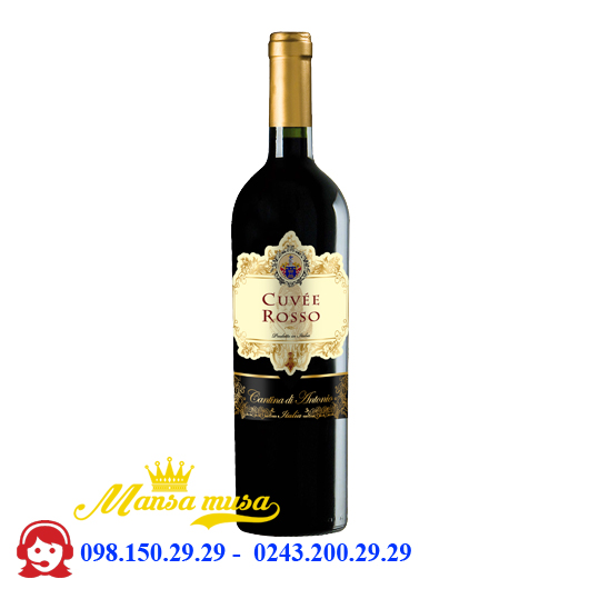 Vang ngọt Cuvee Rosso Cantina Di Antonio