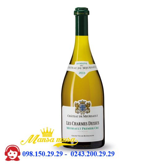 Vang Bourgogne 2015