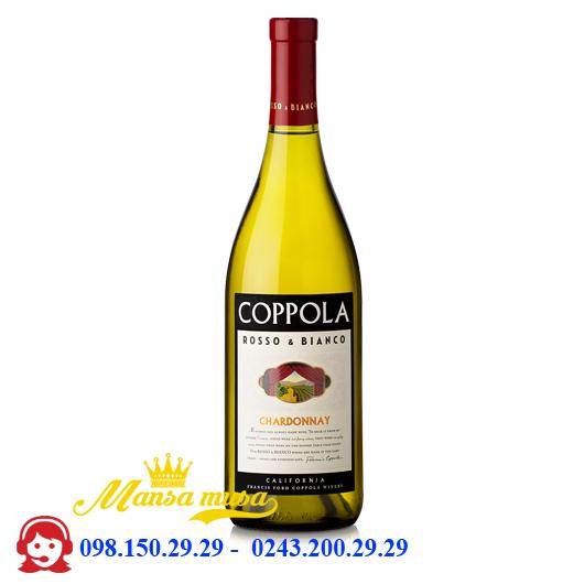Vang Coppola Rosso & Bianco Chardonnay
