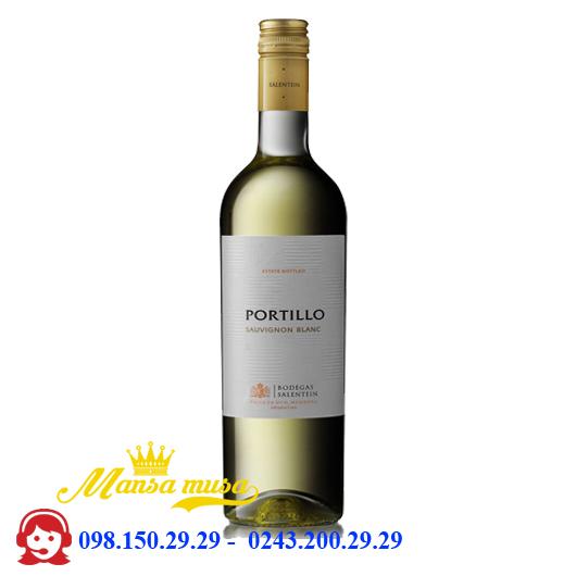 Vang Portillo Sauvignon Blanc