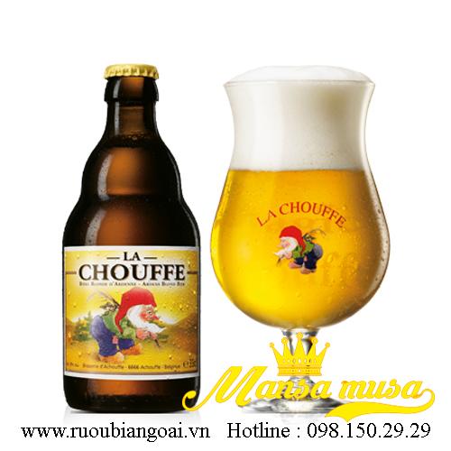 Bia La Chouffe 8%