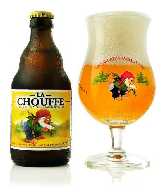 Bia La Chouffe 8% - Chai 330ml