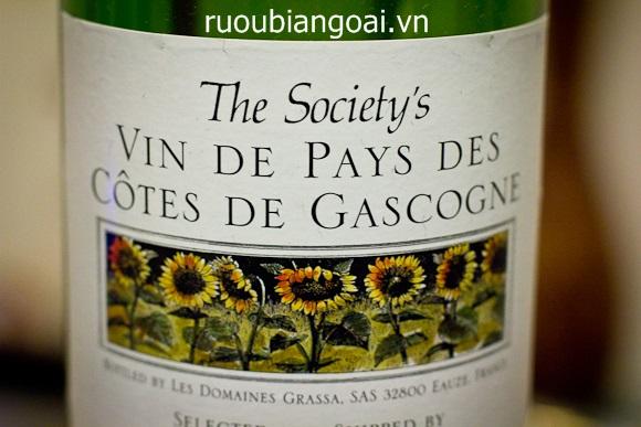 Các cấp độ của rượu vang Pháp - Cấp độ 2 Vin de Pays