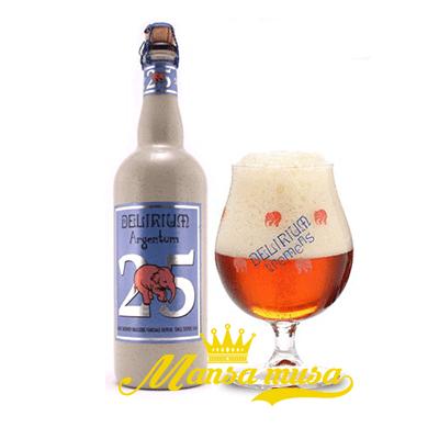 Bia Bỉ Delirium Argentum 7% (chai 750ml)