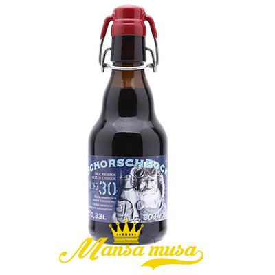 Bia Đức Schorsch Bock 30% (chai 330ml)