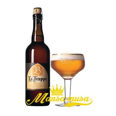 Bia Hà Lan La Trappe Bond 6,5% (chai 750ml)