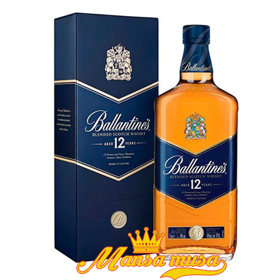 Rượu Ballantines 12 year old
