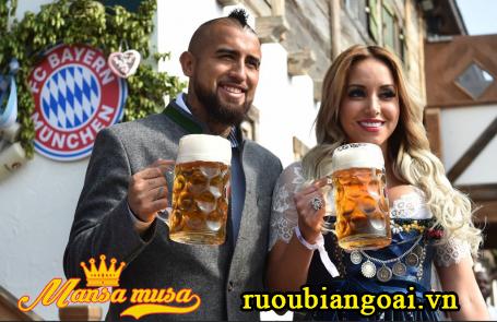 World Cup mà thiếu bia chẳng khác nào đàn ông thiếu vợ