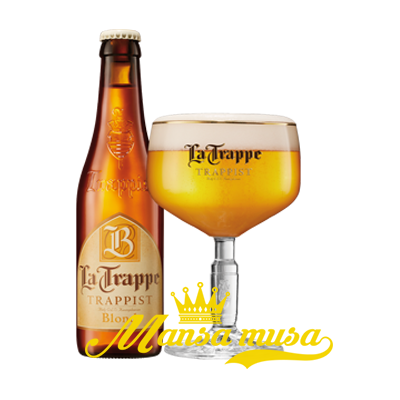 Bia Hà Lan La Trappe Bond  6,5% (chai 330ml)