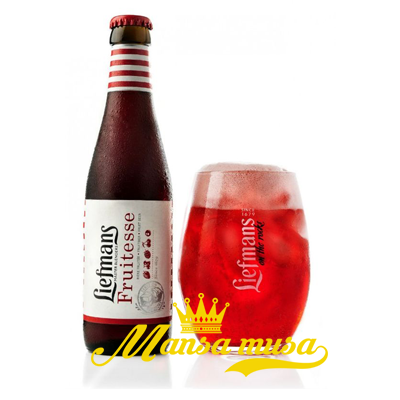 Bia Liefmans Bỉ 3,8% chai 250ml