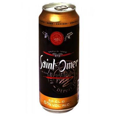 Bia Pháp Saint Omor 5% lon 500ml
