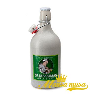 Bia Sứ St.Sebastiaan Grand Cru 7,6% (chai 500ml )