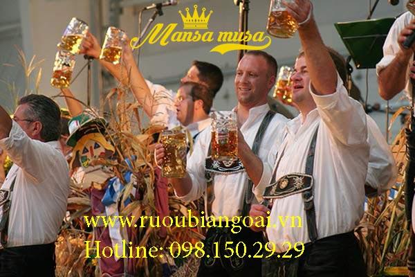 các lễ hội nước bỉ