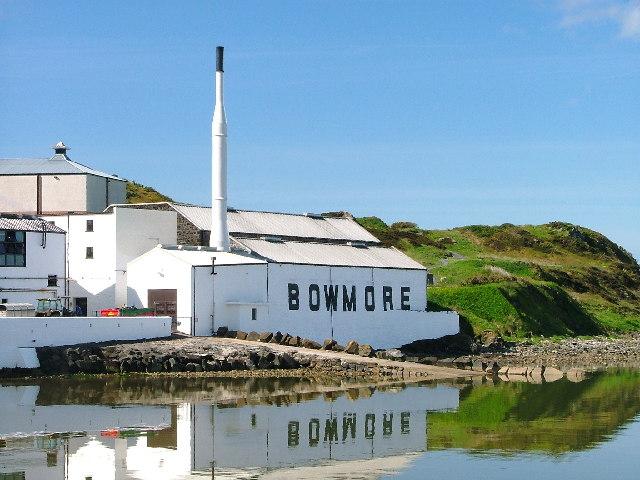rượu Bowmore và nhà máy Craigellachie