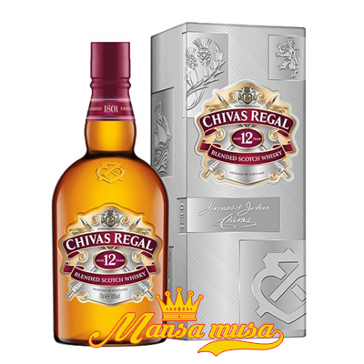 Rượu Chivas 12 Year Old