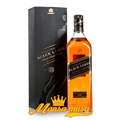Rượu Johnnie Walker Black Label