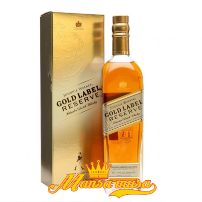 Rượu Johnnie Walker Gold Label