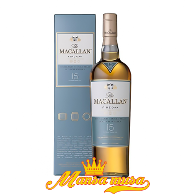Rượu Macallan 15 Year Old