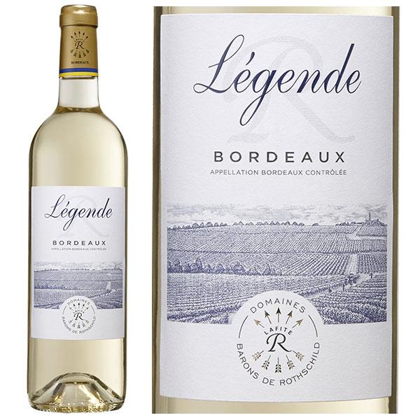 Rượu Vang Pháp Legende Bordeaux Blanc