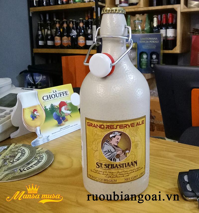 Bia Sứ ST.Sebastiaan Grand Reserve Ale