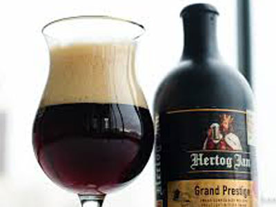 Bia Grand Prestige 10% Chai 500ml