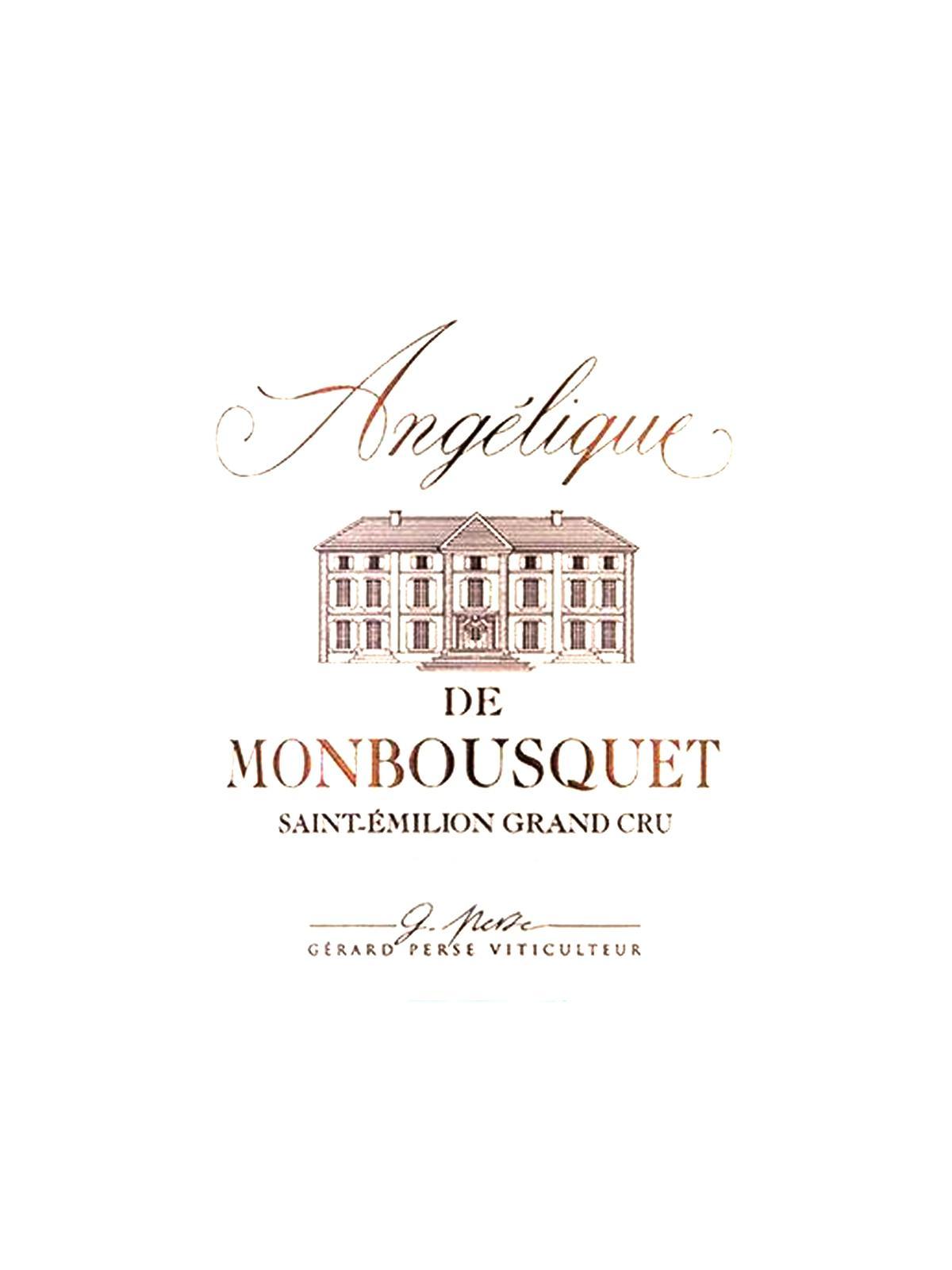 Vang Angelique de Monbousquet 2013