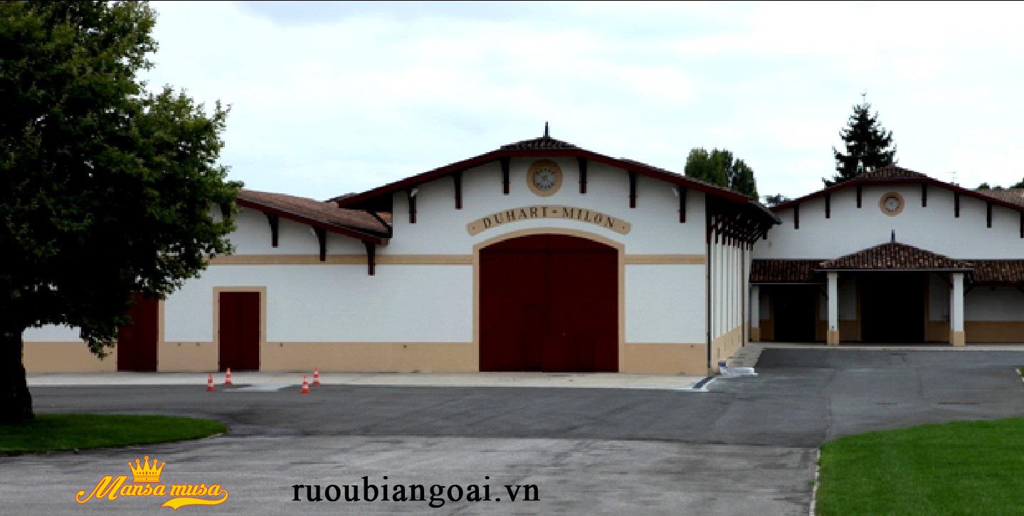 Vang Chateau Duhart-Milon 2010 (2015)