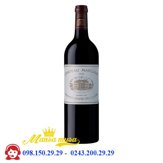 Rượu Vang Chateau Margaux 2011