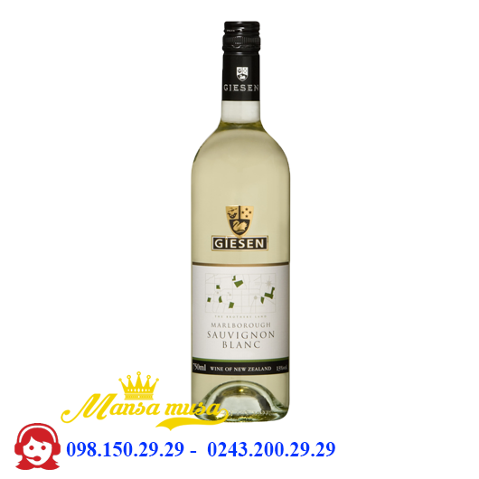 Vang Giesen Sauvignon Blanc 2017