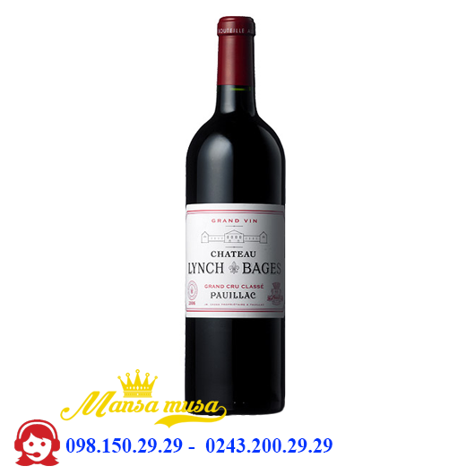 Vang Lynch Bages 2011