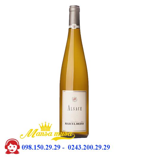 Vang Marcel Deiss Alsace Blanc 2015