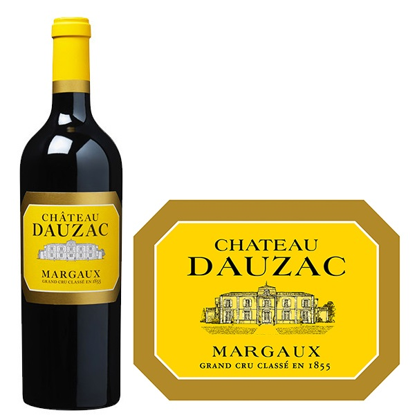 Rượu vang Chateau Dauzac