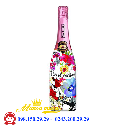 Rượu Valdo Floral Edition