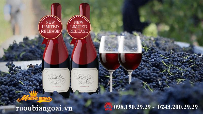 Vang Belle Glos Pinot Noir Eulenloch 2014
