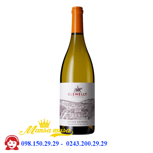 Vang Glenelly Estate Reserve Chardonnay 2015