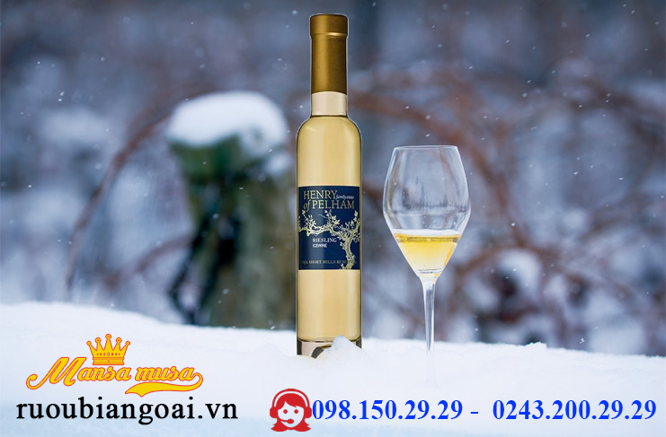 Vang Icewine Riesling 2014