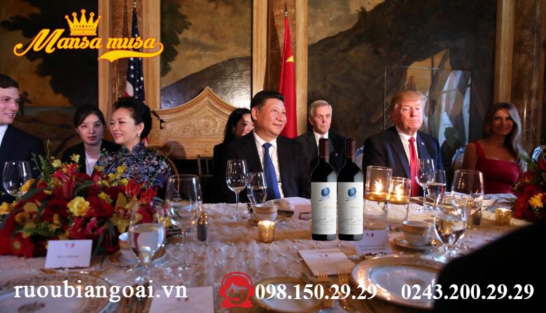 Vang Opus One 2014