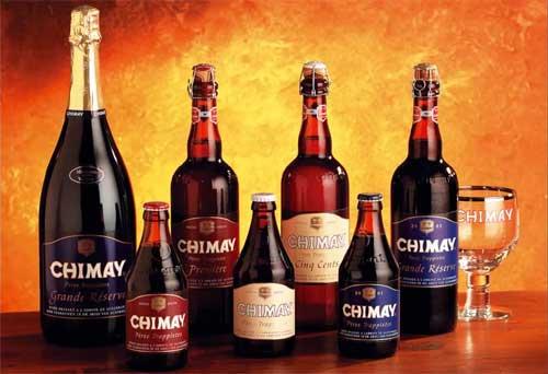 Bia Chimay của nước nào ?